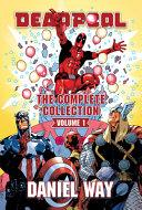 Deadpool by Daniel Way Omnibus