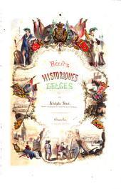 Récits historiques belges
