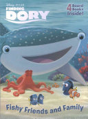 Finding Dory Friendship Box Book