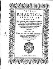 Pallas Rhaetica armata et togata