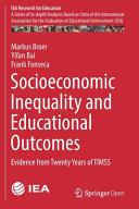 Socioeconomic Inequality and Educational Outcomes PDF