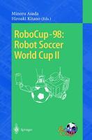 RoboCup 98  Robot Soccer World Cup II PDF