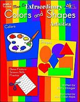 Mrs  E s Extraordinary Colors and Shapes Activities PDF