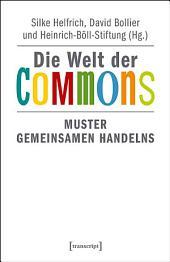 Die Welt der Commons: Muster gemeinsamen Handelns