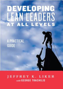 Developing Lean Leaders At All Levels