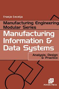 Manufacturing Information and Data Systems PDF