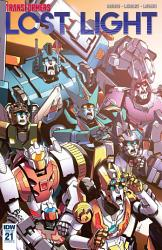 Transformers Lost Light 21 Book PDF