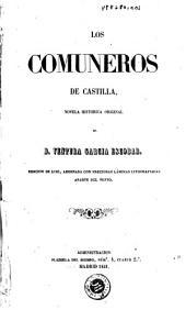 Los Comuneros de Castilla: novela historica original