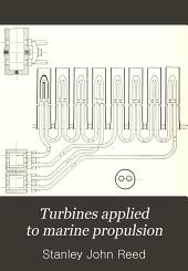Turbines Applied to Marine Propulsion