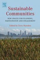 Sustainable Communities