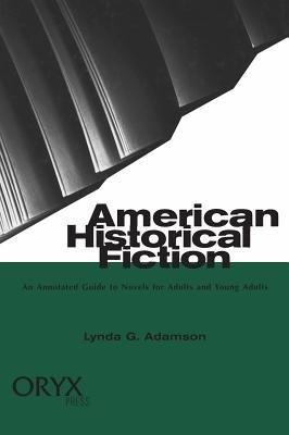 American Historical Fiction PDF