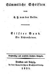 Sämmtliche Schriften von van der Velde, Karl Franz: Band 11