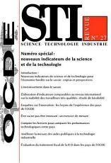 STI Revue  Volume 2000 Num  ro 2 Nouveaux indicateurs de la science et de la technologie PDF