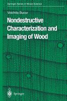 Nondestructive Characterization and Imaging of Wood PDF