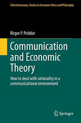 Communication and Economic Theory