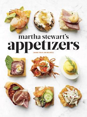 Martha Stewart s Appetizers