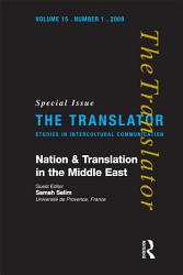 Nation and Translation in the Middle East PDF