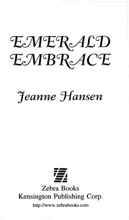 Emerald Embrace PDF