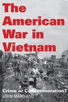 The American War in Vietnam PDF