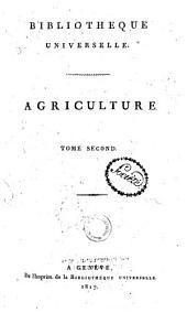 Bibliothèque universelle des sciences, belles-lettres et arts: Volumes2à3