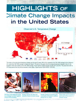 Climate Change Impacts in the United States  Highlights PDF