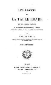 Les romans de la Table ronde: Volume2