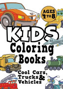Kids Coloring Books Ages 4-8