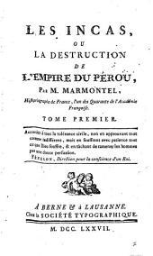 Les Incas; ou La destruction de l'empire du Pérou: Volume2