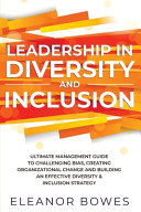 Download Leadership in Diversity and Inclusion Book