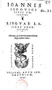 Linguae latinae exercitatio: cum rerum et verborum memorabilium diligentissimo indice