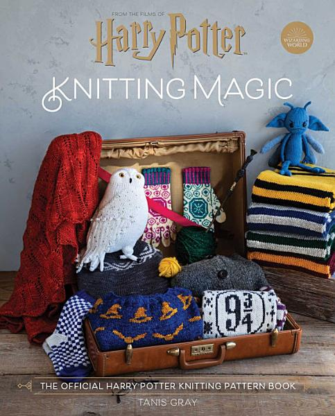 Download Harry Potter  Knitting Magic Book