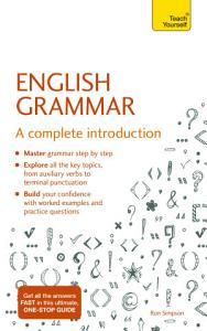 Essential English Grammar  Teach Yourself PDF