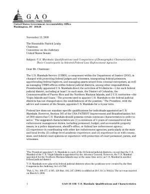 U  S  Marshals PDF