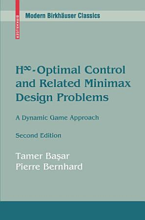 H    Optimal Control and Related Minimax Design Problems PDF