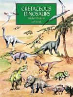 Cretaceous Dinosaurs Sticker Picture