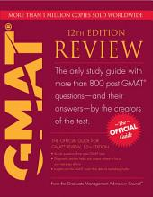 The Official Guide for GMAT Review: Edition 12