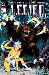 L.E.G.I.O.N. (1989-) #25