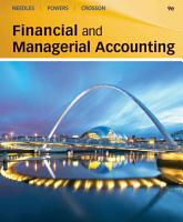 Financial and Managerial Accounting PDF