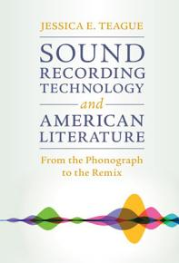 Sound Recording Technology and American Literature PDF