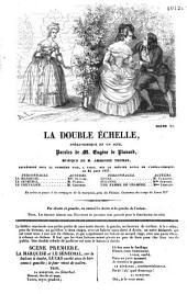 La double échelle: opéra-comique en un acte