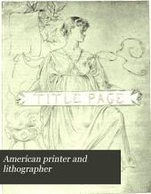 American Printer and Lithographer: Volume 9