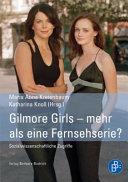 Gilmore Girls   mehr als eine Fernsehserie  PDF