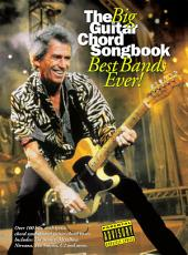 Big Guitar Chord Songbook: Best Bands Ever!