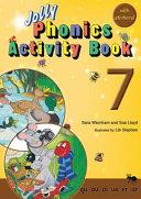 Jolly Phonics Activity Book 7 PDF