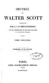 Oeuvres de Walter Scott: Volume20