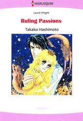 RULING PASSIONS: Harlequin Comics