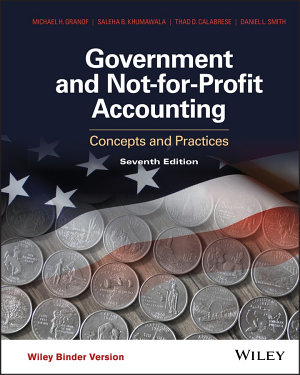 Government and Not for Profit Accounting