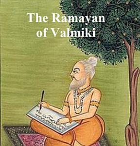 The Ramayan of Valmiki Book