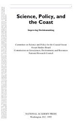 Science, Policy, and the Coast: Improving Decisionmaking