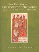The History and Philosophy of Education PDF
